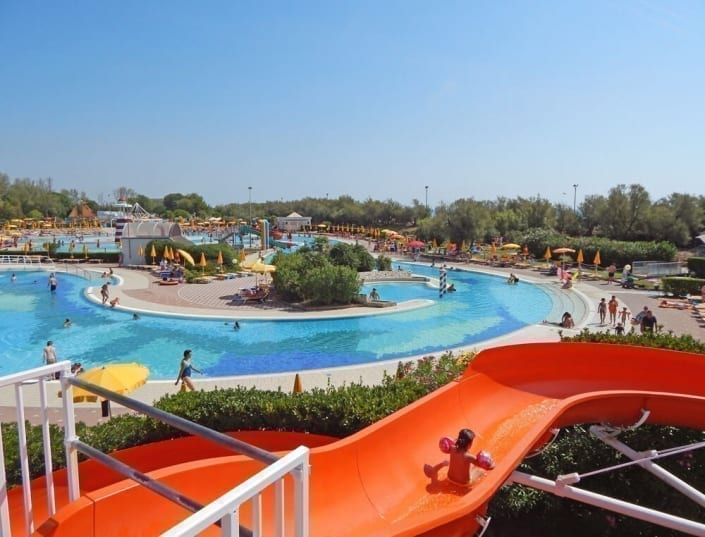 waterparkglijbaan