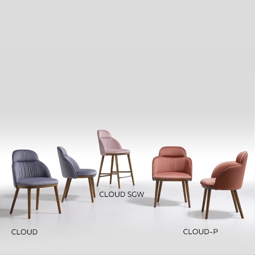 sedie di design Cloud