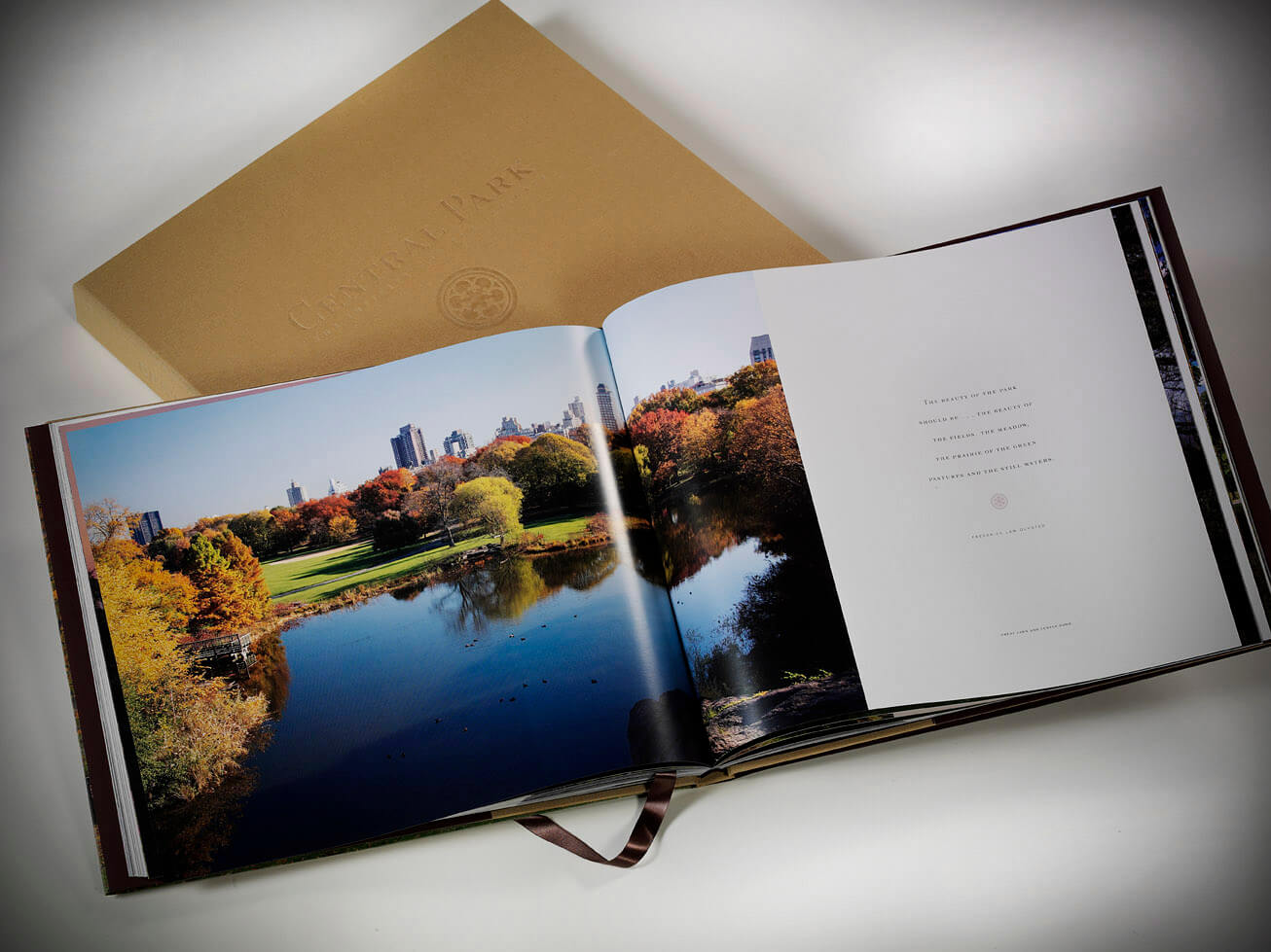 BOOK Central Park 2