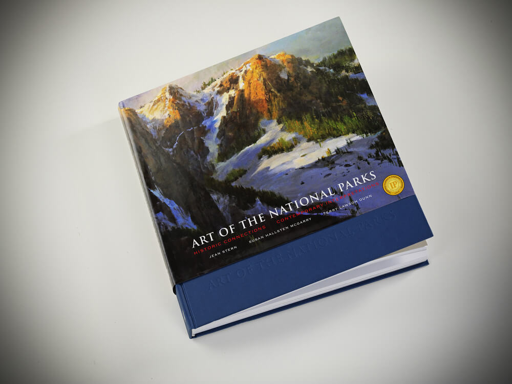 Art of National P. 5 art book Hardcover Bind