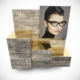 MaxMara-Cemento eyeglasses luxury display