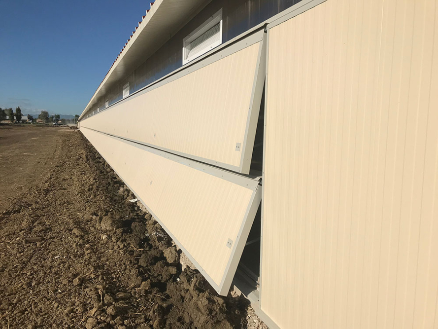 poultry houses - commercial free range poultry housing - poultry shed builders - poultry housing systems-2