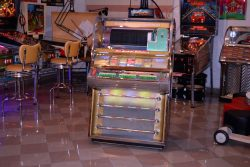 Seeburg V200 jukebox